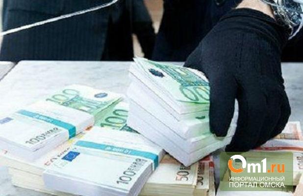 В Омске составили фоторобот мужчины, похитившего 3 млн рублей