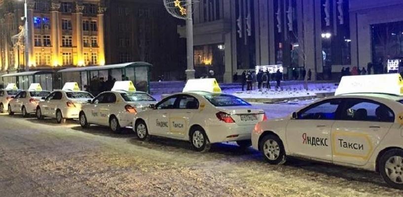 Дошли до Медведева: таксисты потребовали повысить тарифы в «Яндексе», Uber и Gett