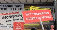 Остановить беспредел чиновников: в Омске прошел митинг дальнобойщиков (фото)
