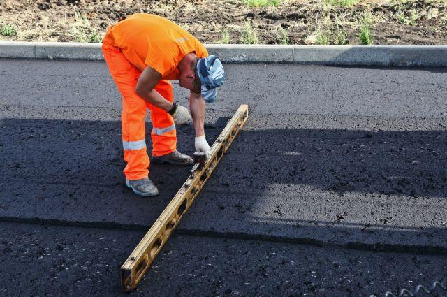 Омское правительство ищет фирму для контроля строительства окружной дороги