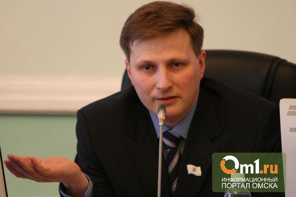В Эстонии поймали бывшего депутата омского Горсовета