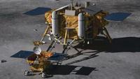 Китайский луноход «Нефритовый заяц» добрался до Луны