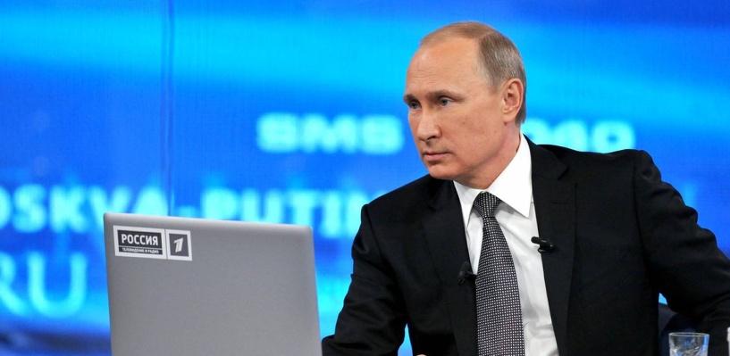 Сегодня Путин ответит на вопросы омичей про дороги