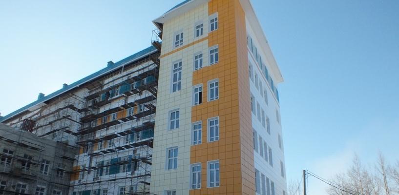 Окончание ремонта в детской больнице №3 Омска стало возможным только через суд
