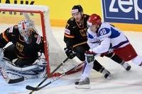 Сборная России обыграла Германию в чемпионате мира по хоккею