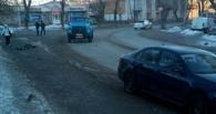 В Омске пьяный водитель иномарки насмерть сбил человека