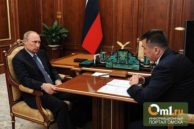 «Я не против»: Путин отправил на выборы еще одного губернатора
