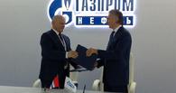 Назаров подписал трехлетнее соглашение с «Газпром нефтью»