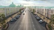 Обновленная улица Ленина в Омске будет без рекламы, с парковками и лифтами для инвалидов