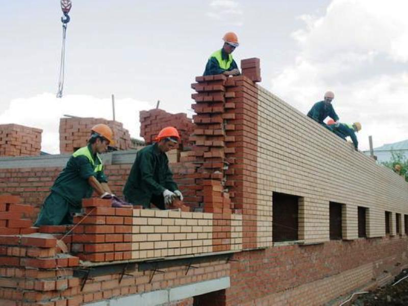 В Омской области в 2015 году потратят на строительство 58 млрд рублей