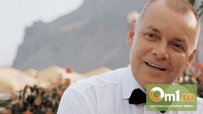 СБУ завел на Дмитрия Киселева дело о финансировании терроризма