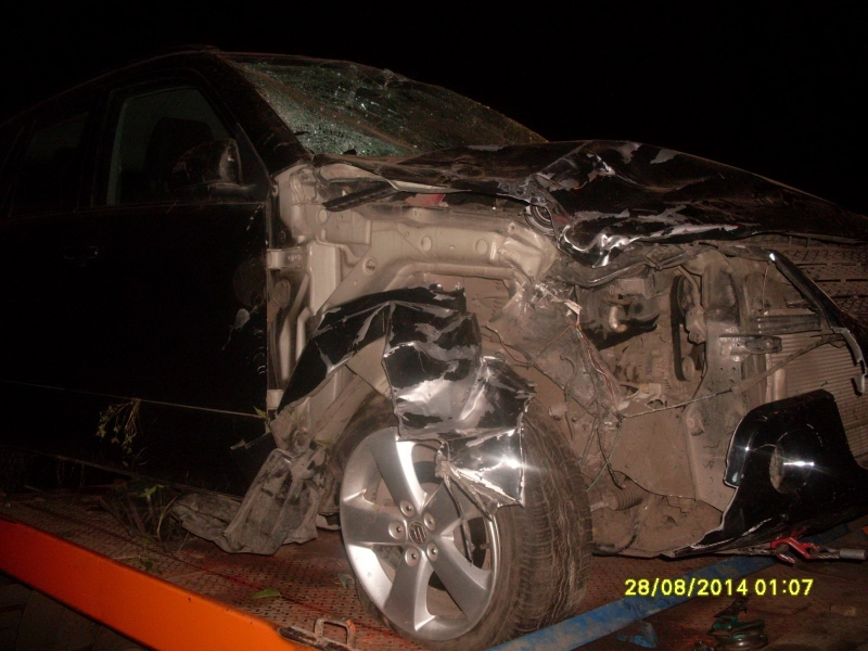 В ДТП под Омском погиб 17-летний водитель мокика