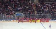 Пятая победа на домашнем ЧМ: сборная России по хоккею обыграла Норвегию