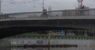 В Омске парень прыгнул с Комсомольского моста в Омь и бесследно исчез