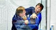 В Нижнем Новгороде подрались главные тренеры «Торпедо» и «Нефтехимика»