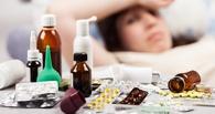 В Омской области количество заболевших гриппом и ОРВИ увеличилось почти в два раза