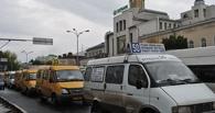 Омские полицейские ищут водителя маршрутки, из-за которого пострадала девушка