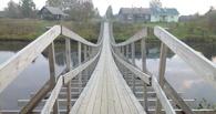 В Омской области построили мост за 5 млн рублей