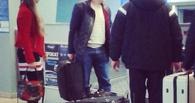 Сумманена заметили в аэропорту