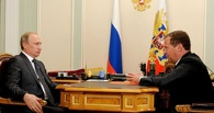 Владимир Путин согласился упразднить Минрегионразвития