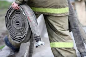 Ночью в Омске горел жилой дом: погиб человек