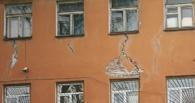 В разрушающейся омской гимназии сделали капремонт после требований прокуратуры