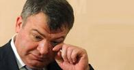 Сердюкову избрали меру пресечения в виде подписки о невыезде