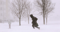 На выходных Омск ждут 30-градусные морозы, а в будни – перепады погоды