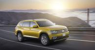 Облачный Atlas: Volkswagen представил самый большой внедорожник в своей истории