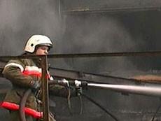В Чернолучье под завалами сгоревшего дома погиб мужчина