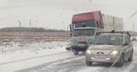 Под Омском погибла пассажирка «ВАЗа», врезавшегося в большегруз