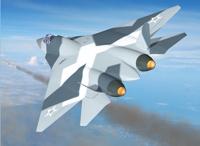 В марте 2013 Россия испытает истребитель пятого поколения