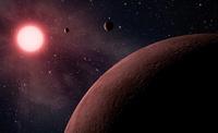 Ученые обнаружили воду в атмосфере планеты в созвездии Пегаса