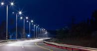 На улицах Омска появляются корейские светильники