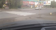 После смертельного ДТП в Омске на улице Гашека появилась «зебра»