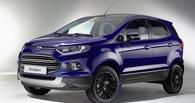 Запаску долой: Ford EcoSport пережил рестайлинг