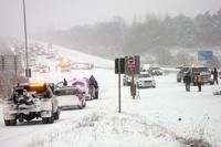 В Канаде в результате ДТП пострадали более 100 человек