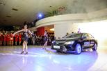 Приятное знакомство: новая Toyota Camry