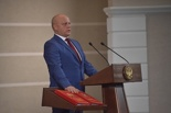 Еще пять лет: Назаров вступил в должность губернатора Омской области