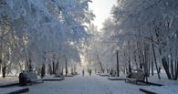 Волшебство на улицах Омска: лучшие фото из соцсетей снежного города
