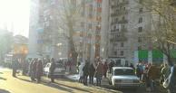 В Омске в одной из комнат общежития раздался взрыв