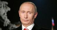 Путин поздравил омичей с Новым 2017 годом