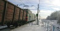 В Калачинске на железнодорожных путях погиб молодой парень