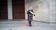 Сельчане из Верхнего Карбуша устроили восемь пикетов перед омским правительством