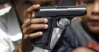 В Омске второклассник чуть не выбил глаз пулькой из игрушечного пистолета своему однокласснику