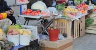 Стихийный рынок на Котельникова смогли ликвидировать, только выставив охрану