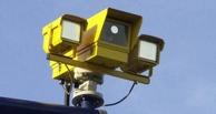 Камеры ГИБДД теперь отмечены на карте Омска