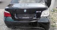 В Омске ночью погиб водитель BMW