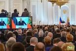 Послание Путина разочаровало западных журналистов