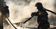 В Омске в собственном доме сгорела 38-летняя женщина